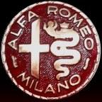 Alpha Romeo company Logo 2